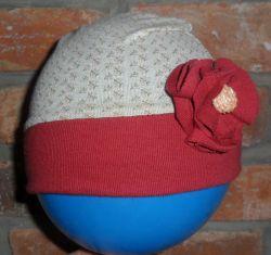 Návody šití čepice Mavatex