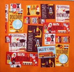 Panelový tisk - obálky na knihy