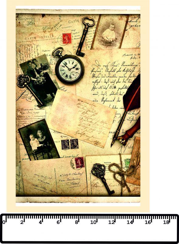 panelový tisk - čas - obrázky na látce Tukan