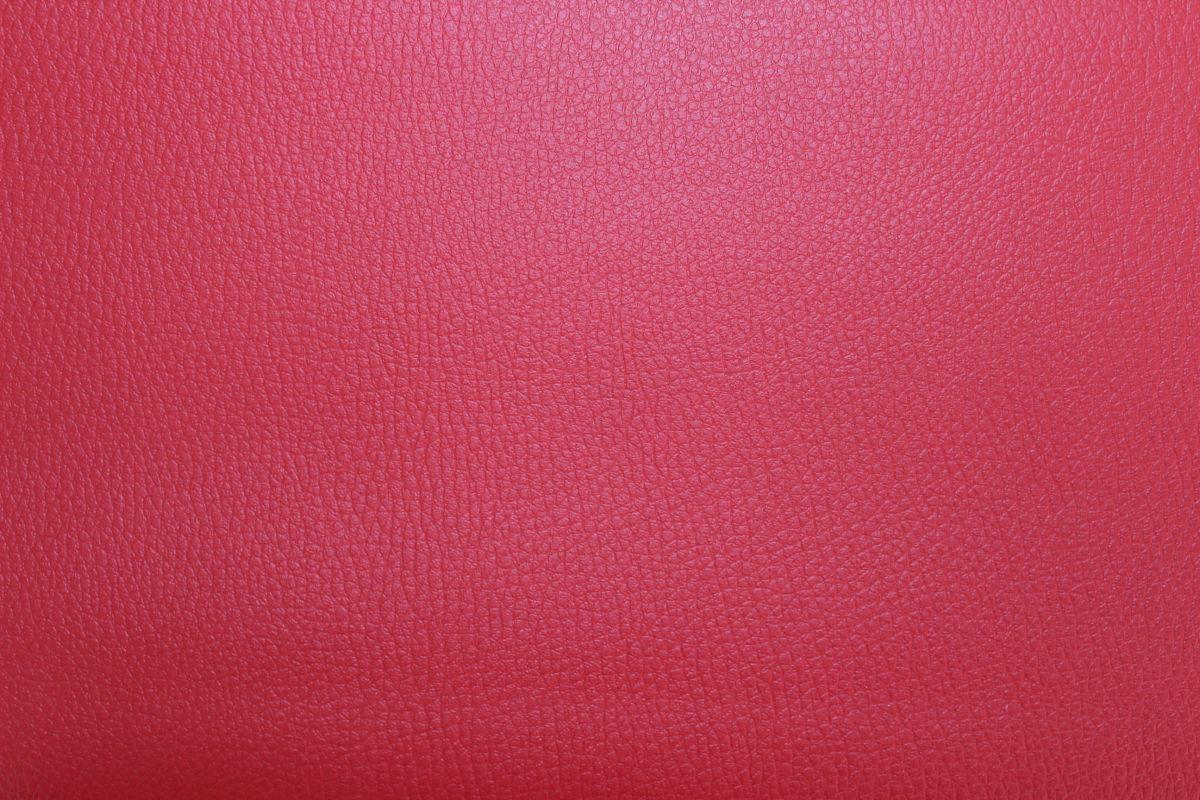 Koženka tmavě červená- barva 4 koženka- imitace kůže- látka na tašky vyrobeno v EU