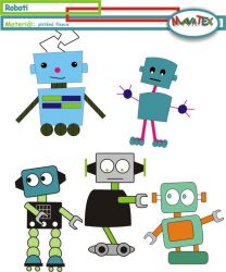 aplikace robot