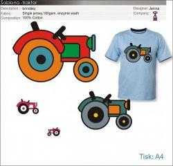 aplikace traktor