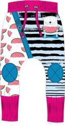 Panel na tepláčky - kočička s melounem -3 jakost