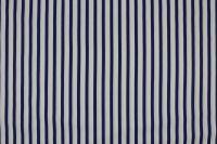 Bavlna modro-bílý námořnický pruh
