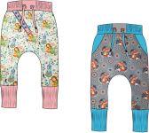 Dětské kalhoty a kraťasy