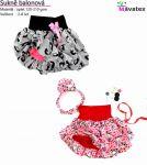 PDF střih-sukně balonová