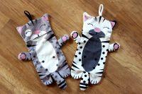 Pyžamožrout - medvěd mačkaný papír vyrobeno v EU- atest pro děti bavlna