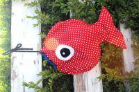 Papírový střih -Sáček na bačkůrky oboustranný - rybička Mavatex