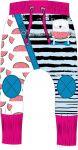 Panel na tepláčky - kočička s melounem -malý