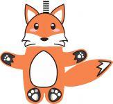Pyžamožrout  -liška oranžová
