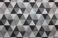 Šedo-černé trojúhelníky - VELKÉ