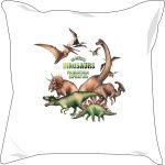 Panel na polštář - dinosaurus 36