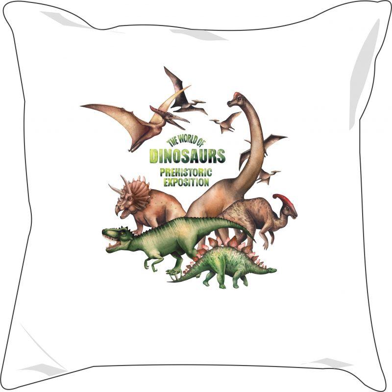 Panel na polšřek - dinosaurus vyrobeno v EU