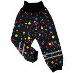Papírový střih -Softshellové kalhoty BASIC