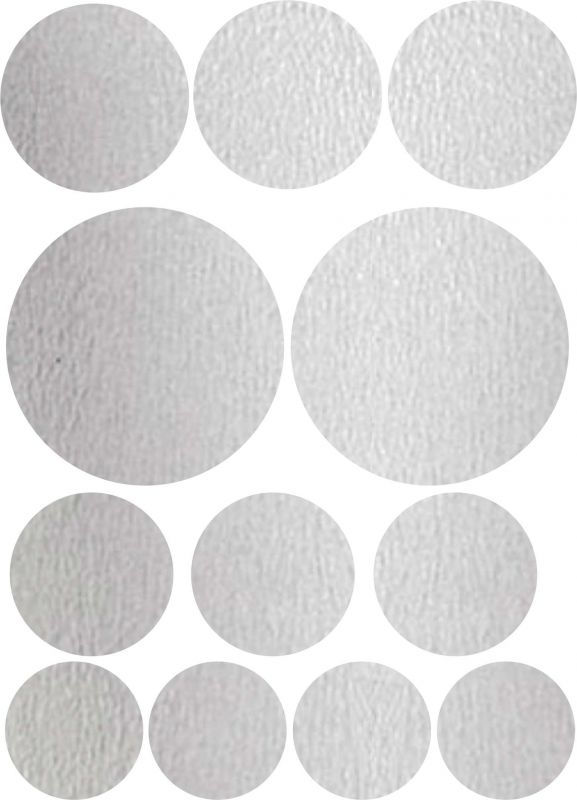 Nažehlovačka reflexka - puntíky vyrobeno v EU