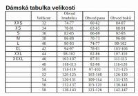 Papírový střih - DÁMSKÁ Mikina atyp s šikmým zipem -XS-XL Mavatex