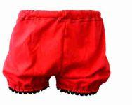 Papírový střih Dětské kalhotky bombarďáčky 68-122