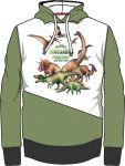 Panel triko/mikina/taška - dinosaurus 36