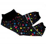 Elektronický střih -Softshellové kalhoty BASIC Mavatex