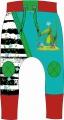 Panel na tepláčky - krokodýl vyrobeno v EU