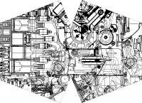 ROUŠKA PANEL-motory na bílé