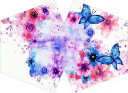 ROUŠKA PANEL- motýlek vyrobeno v EU