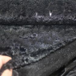 Černý muchláček s glitrovými hvězdami vyrobeno v EU