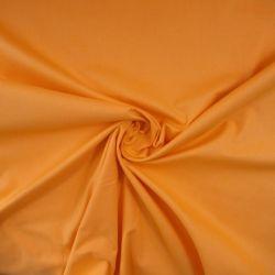 Oranžová bavlna oboustranně barvená