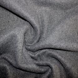 Šedý fleece na kabátek