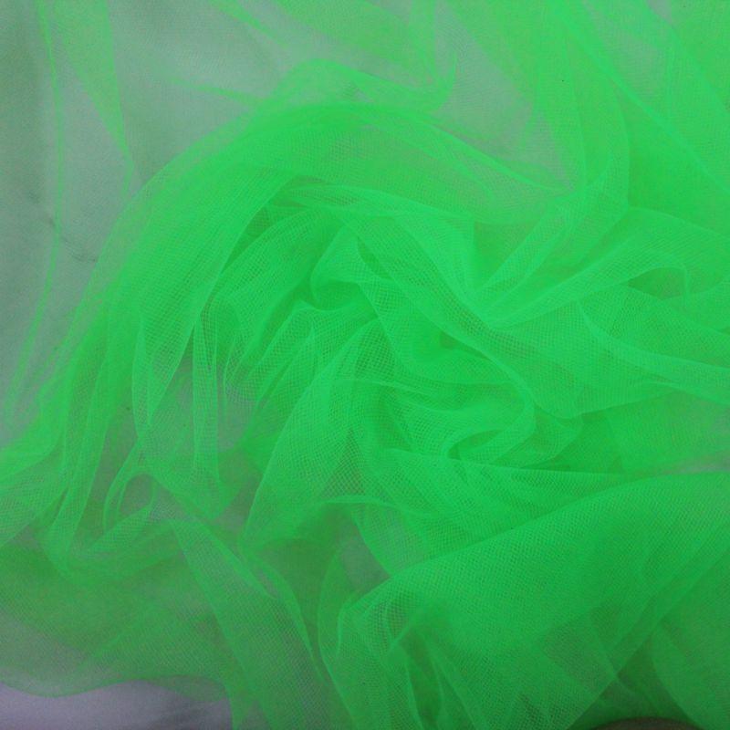 Tyl svítivě zelený vyrobeno v EU