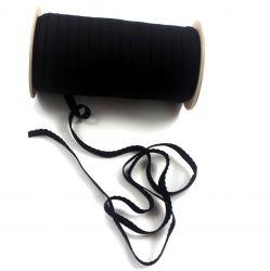 Lemovací gumička na kalhotky černá