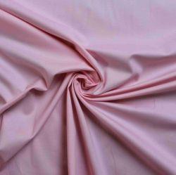 Světle růžová bavlna oboustraně barvená