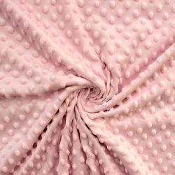 Minky světle růžové - barvy 12