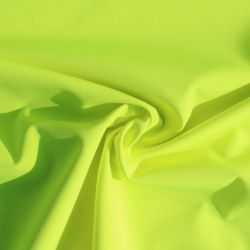Softshell svítivě žluto-zelená -zimní fleece rub - barva 784 vyrobeno v EU