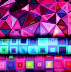 Metráž geometrické tvary