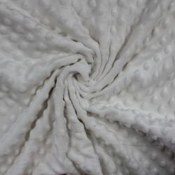 Minky bílé - 300 gsm vyrobeno v EU