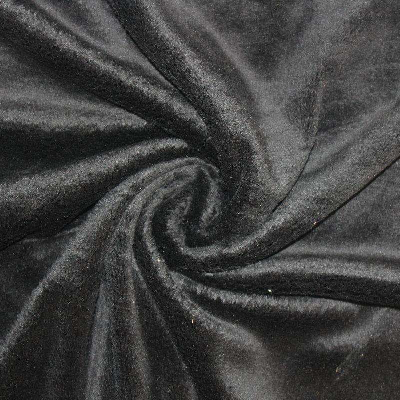 Muchláček černý - 280 gsm vyrobeno v EU