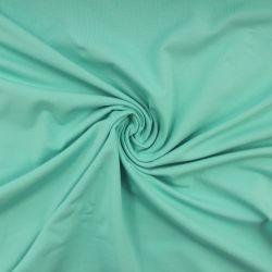 Jednolícní úplet mint - barva 22 - 220 gsm