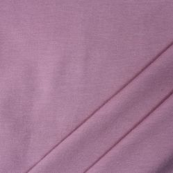 Jednolícní úplet starorůžová - barva 013 -220 gsm EU-úplety atest pro děti