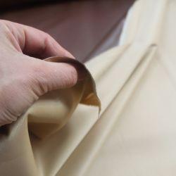 Koženka oranžová- barva 5 koženka- imitace kůže- látka na tašky vyrobeno v EU