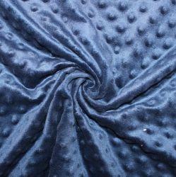 Minky tmavě modrá - 250 gsm - barva 008