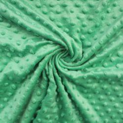 Minky zelená- 250 gsm - barva 025