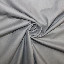 Šedá bavlna grafit oboustranně barvená-barva 19