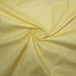 Světle žlutá bavlna oboustranně barvená-barva 6