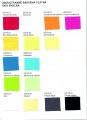 Černá oboustranně barvená bavlna vyrobeno v EU- atest pro děti bavlna