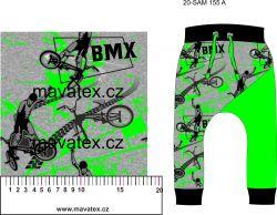 BMX cyklista-- digitální tisk mavaga design