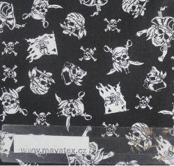 Bavlna s lebkami vyrobeno v EU- atest pro děti bavlna