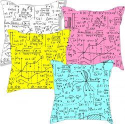 Matematické vzorce -digitální tisk
