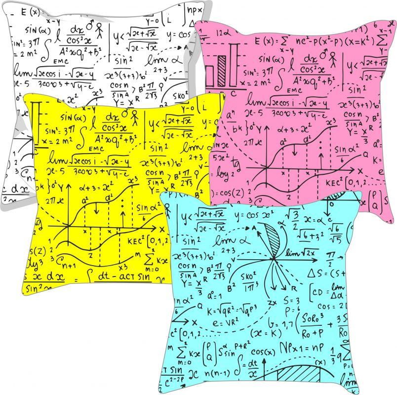 Matematické vzorce -digitální tisk mavaga design