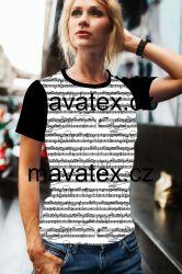 Notičky- digitální tisk mavaga design